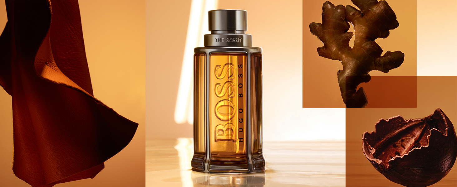 boss the scent for him parfum