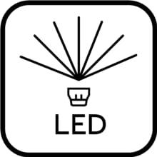 Top LED Licht