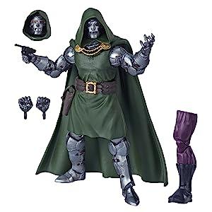 marvel legends series; comics figures; collectible; premium marvel; marvel action figure;doctor doom