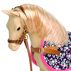 palomino foal baby horse 18 inch doll toys accessories for girls battat our generation