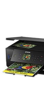 Amazon.com: Epson Expression ET-3700 EcoTank Wireless Color ...
