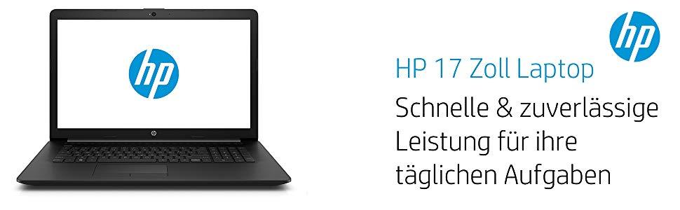 HP 17 Zoll Laptop