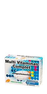 Multi vitamimas complet