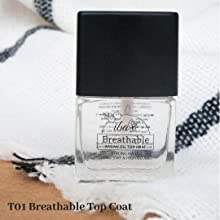breathable top coat