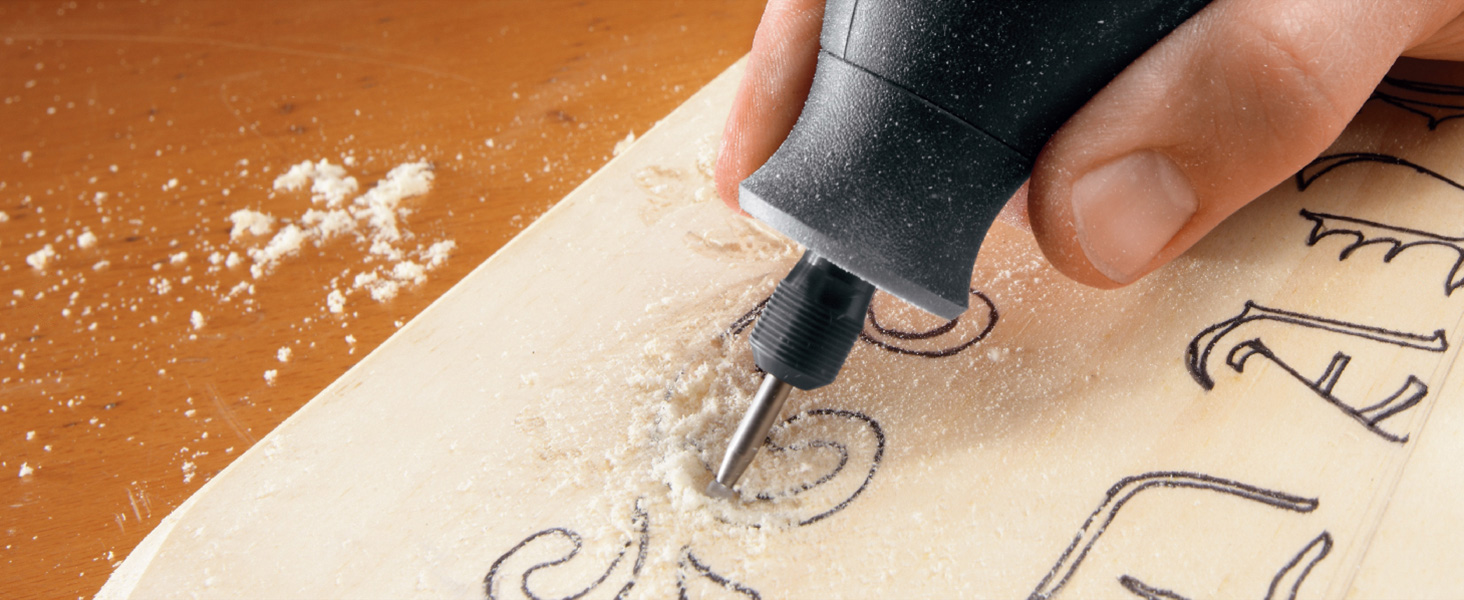 Engrave, carve, cordless, wood, metal