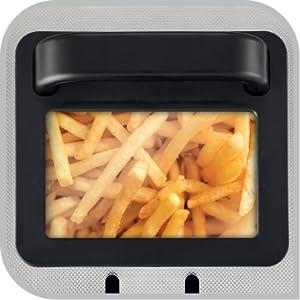 friteuse FR518100 semi professionnelle filtra pro hublot controle cuisson