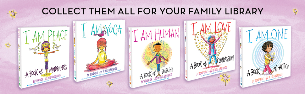 Collect the entire I Am Series for your family library