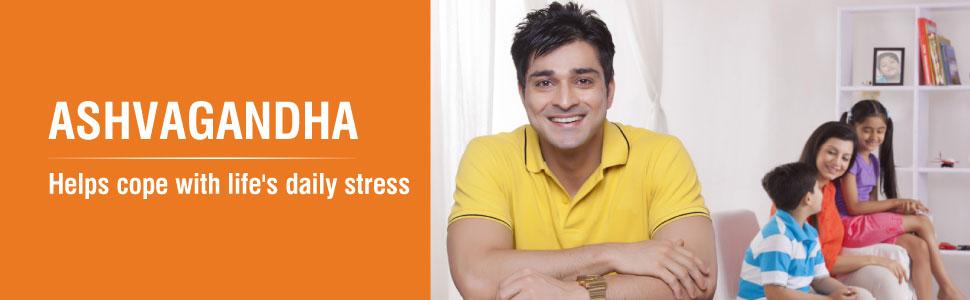 Ashvagandha, Daily stress