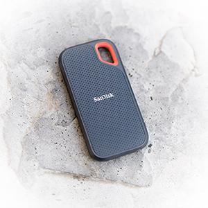 SanDisk Extreme SSD portátil 1TB - hasta 550MB/s Velocidad de ...
