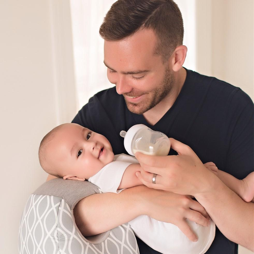 Itzy Ritzy Milk Boss Infant Feeding Support Pillow