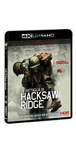 Hacksaw Ridge 4K