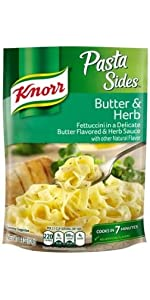 Knorr Pasta Sides, Butter and Herb
