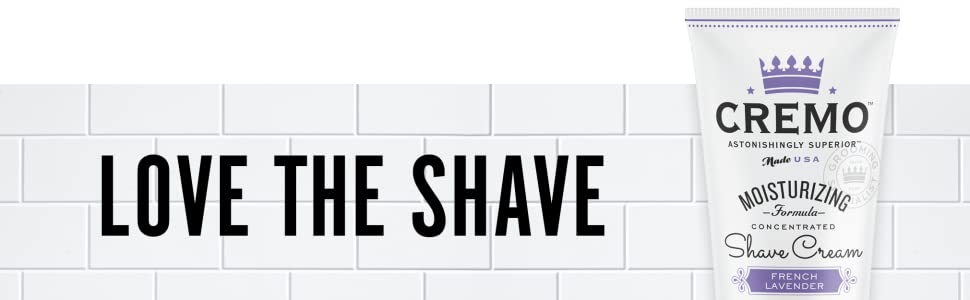 shave cream, men's shave cream, cremo shave cream, best shave cream, razor burn, close shave