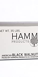 Hammons Black Walnut American Natural