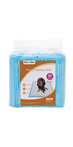 FEANDREA 100 Unidades Empapadores para Cachorros, Almohadillas de Entrenamiento, Absorbente, 60 x 90 cm PTD91WT: Amazon.es: Productos para mascotas