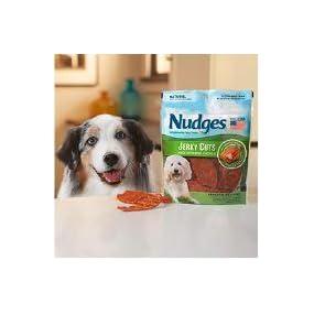 Amazon.com : Nudges Duck Jerky Dog Treats, 16 oz : Pet
