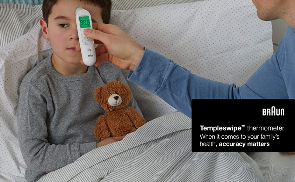 BST200US TempleSwipe Thermometer