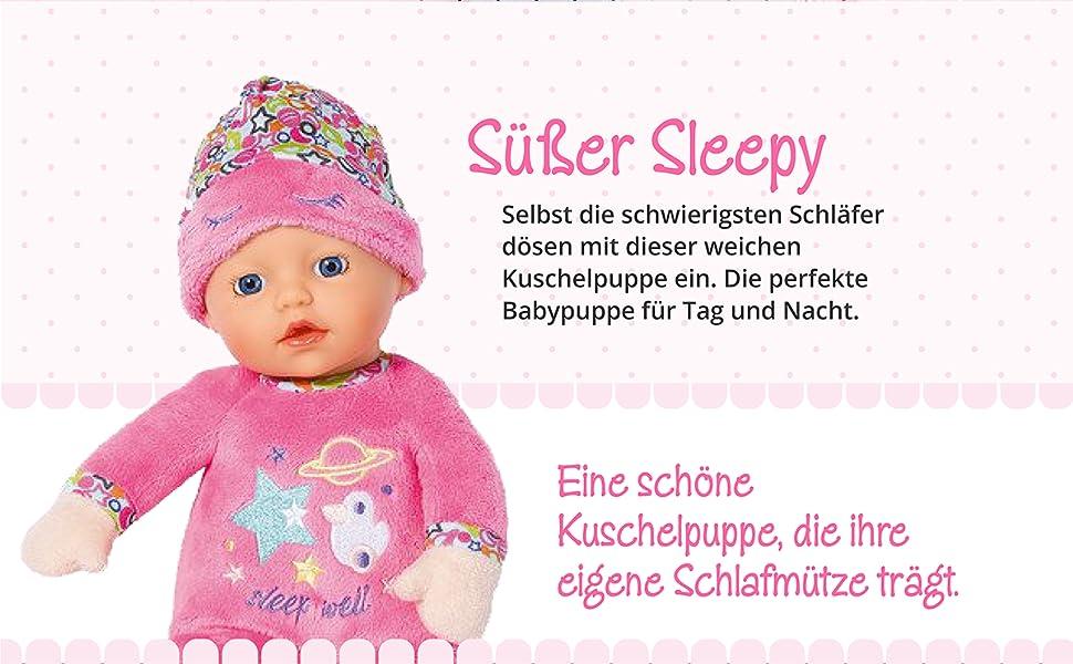 BABY Born Sleepy für Babies 30cm