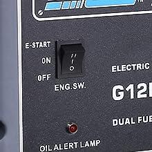 G12KBN-SG ELECTRIC START