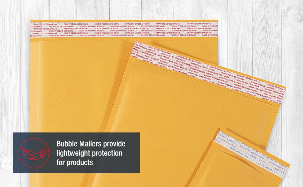 Aviditi Bubble Mailers