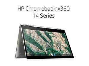 compare, HP Chromebook x360 14 Series