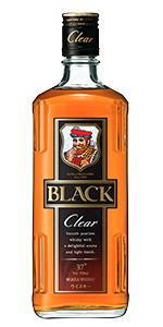 ブラック ニッカクリア ブレンデッド ウイスキー 700ml