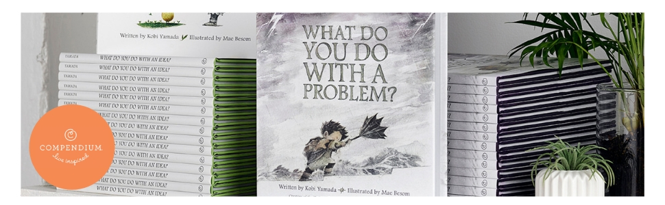 problem, kobi yamada, compendium, idea, chance, series