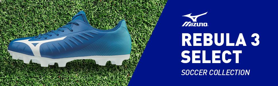 Mizuno soccer shoes, mizuno boots, soccer cleats, mizuno shoes, futbol cleats