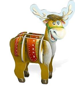 ravensburger,advent,calendar,calender,craft,build,make,puzzle,decoration,christmas,xmas,decorations