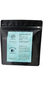 cores Amazon.co.jp限定 コレス コーヒー粉 スタンダードコーヒーラボブレンド 中挽き 150g レギュラー 粉 珈琲粉