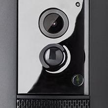 SOMFY 2401492A Alarma, Cámara y Detector de Movimiento, Negro
