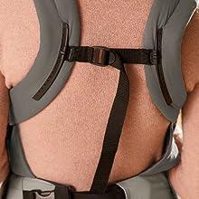 Waist, Shoulder amp; Back Strap Adjustment