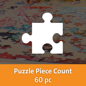 Jigsaw Puzzles, Kid's Puzzles, 60 piece puzzles, high quality puzzles, Ravensburger puzzles