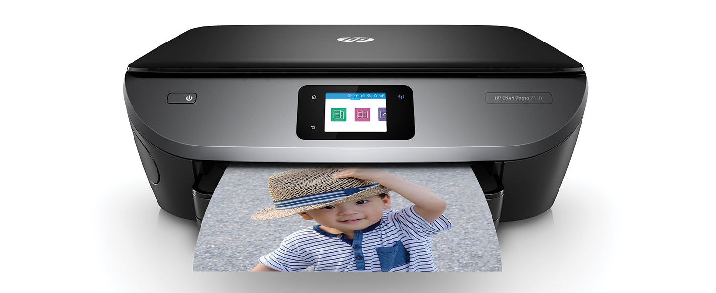 Amazon.com: HP Z3M37A#B1H Envy Photo 7120 All-in-One Printer ...