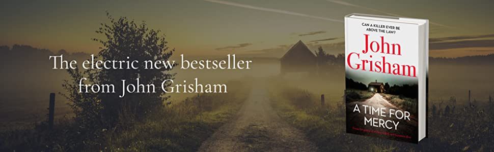 John Grisham, Michael connelly, ian rankin, new bestseller, a time for mercy
