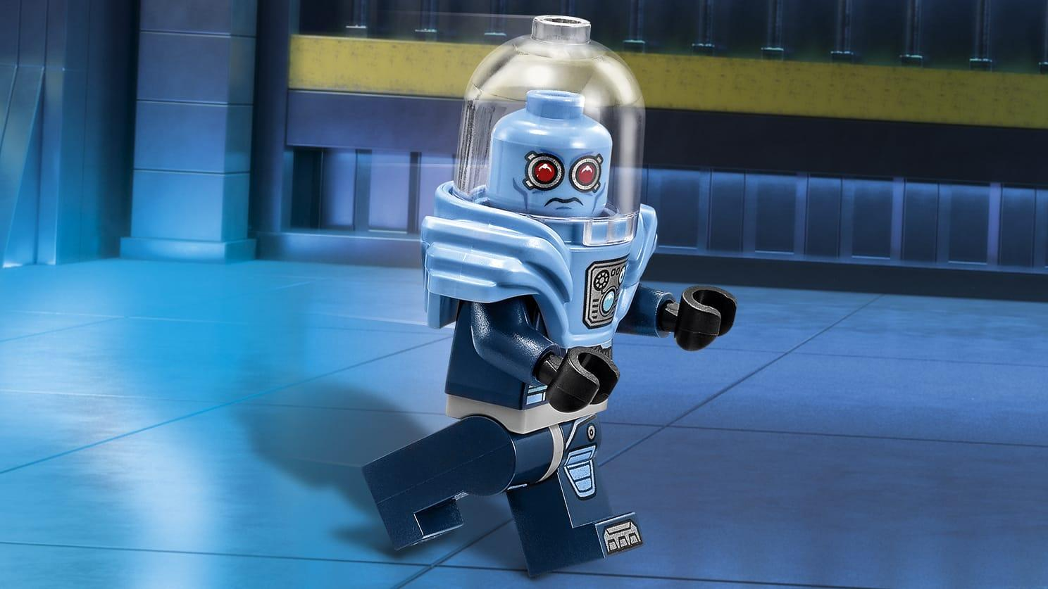 Amazon Com Lego Batman Movie Mr Freeze Ice Attack 70901