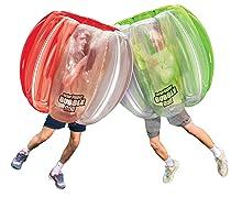 Amazon Com Socker Boppers Body Bubble Ball Bumper Toy 4