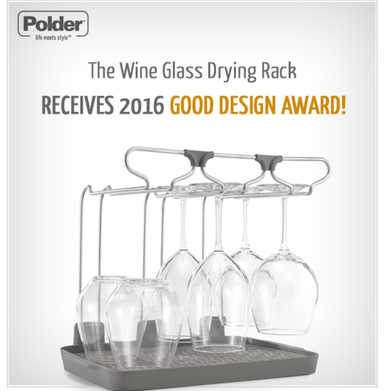 Dry Safe Evidence Drying Cabinet Assembly ~ Polder kth wine glass drying rack stainless steel