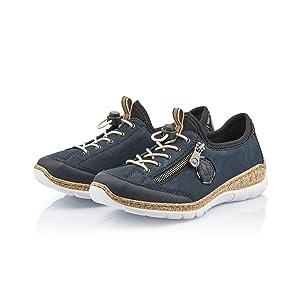 Rieker Damen N4263 Sneaker