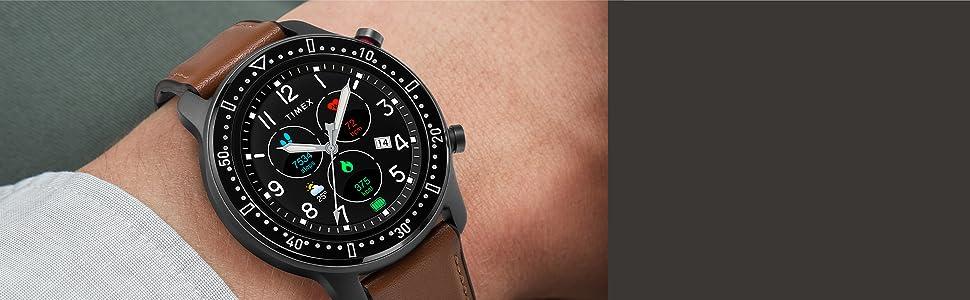 Timex Metropolitan Smartwatch