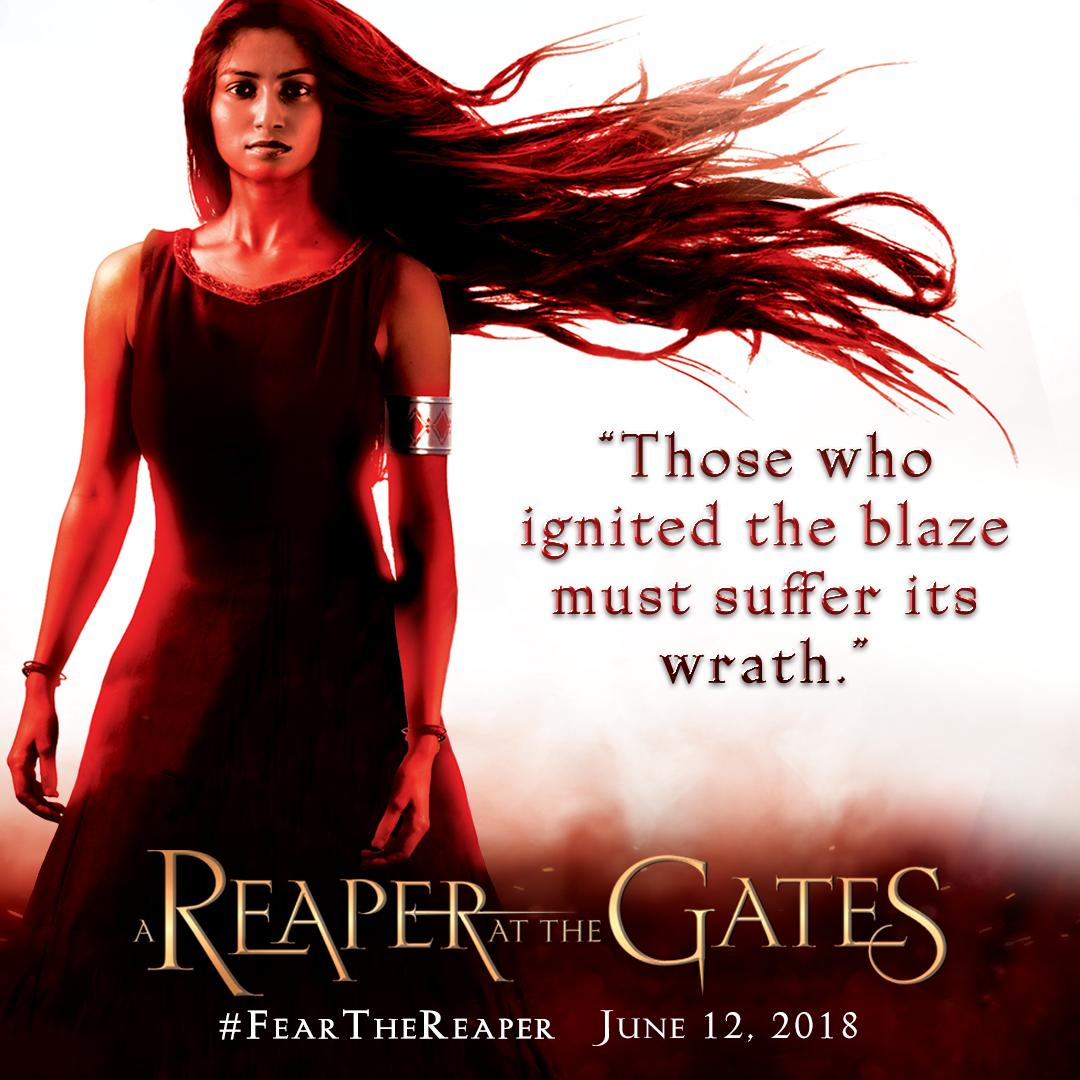 Image result for a reaper at the gates sneak peek