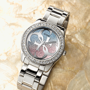 guess; guess watches; limelight watches; guess logo; guess accessories; guess watch; quattro g watch