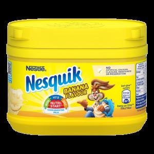 Nesquik Banana 300g Tub