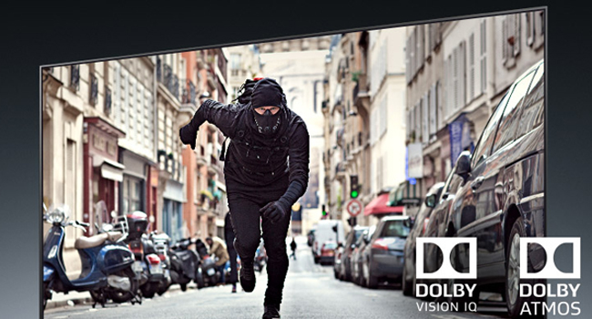 dolby vision atmos