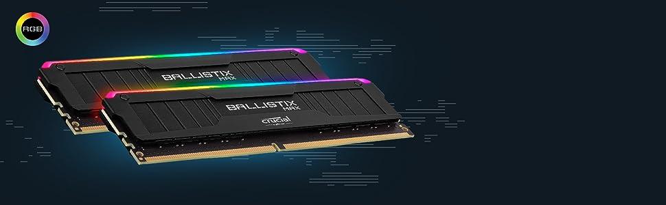 Crucial Ballistix MAX RGB