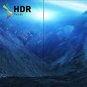 Nitro VG270K UHD 4K Radeon FreeSync HDR 1ms Gaming Monitor Display