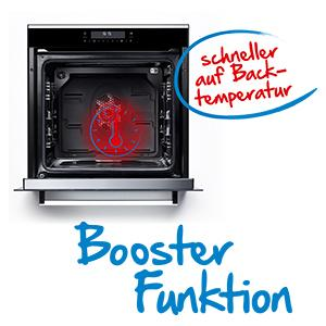 Booster Funktion