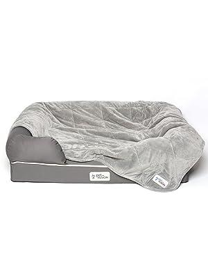 dog bed,memory foam dog bed,orthopedic dog bed,waterproof dog bed,washable dog bed
