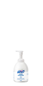 table top sanitizer, purell soap, soap, clean hands, fight infection
