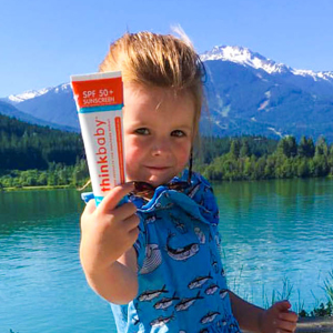 sunscreen, thinkbaby sunscreen, thinkbaby